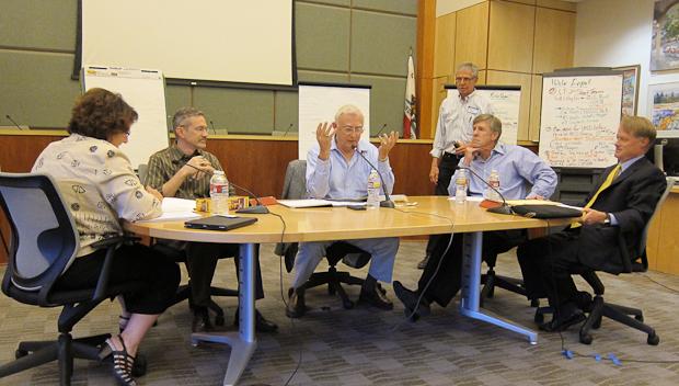 BCS - LASD meeting September 12